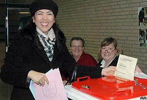 Hamburg'daki seçimleri CDU kazandı.14181