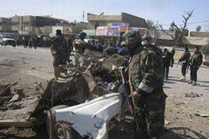 Irak'ta 8 asker öldürüldü.15945