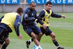 Fenerbahçe, kampa girdi.14138