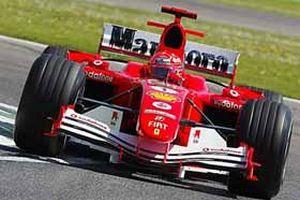 Schumacher F2008'i test edecek.16979