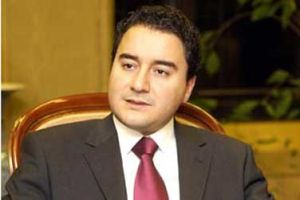 Ali Babacan, New York'ta.9668