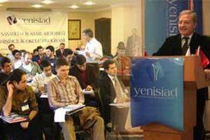 Yenisiad, üniversitelilere girişimciliği öğretiyor.15053