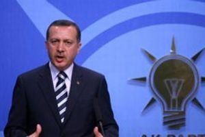 Başbakan Erdoğan ayağının tozuyla Çankaya'ya çıktı.9090