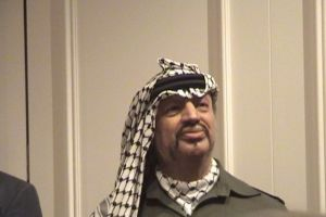 Yaser Arafat Vakfı kuruldu.15427