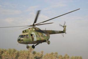 Kazakistan'da helikopter düştü: 4 ölü.8141