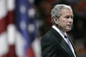 Bush, otomotiv çöküşünden korktu.14407