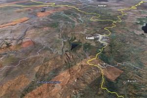 İran Kandil Dağı'nı topa tuttu.15149
