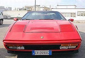 İmitasyon Ferrari yaptılar.17067