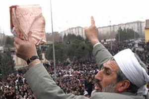 PKK müslüman taklidi yapıyor.14174