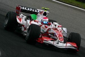 Honda takımı Formula 1'e veda etti.12018