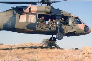 Cudi Dağı'nda başlatılan operasyon devam ediyor.23879