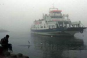 Uranyum yüklü gemi Çanakkale Boğazı'ndan geçti.8332