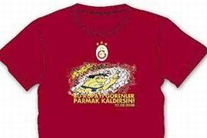 G.Saray'dan özel t-shirt.8540