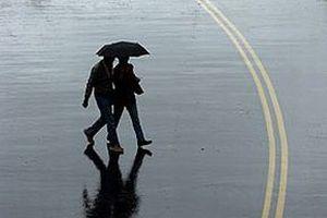 İstanbul'da kuvvetli yağış uyarısı.8949