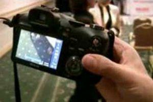 En h�zl� dijital foto�raf makinesi.10706