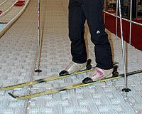 İzmir'de dört mevsim kayak keyfi  .12317