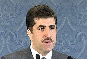 Kürt Yönetimi Başbakanı Barzani'den Kerkük mesajı.12949