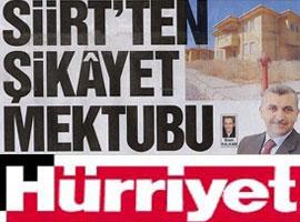''Siirt'ten şikayet mektubu''  haberi yalan çıktı.20358