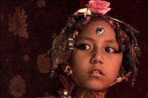 Nepal'in tanrıçası kutsallıktan vazgeçti.11105