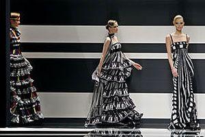 Elie Saab Paris Moda Haftası'nda.15924