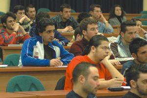 OMÜ'de akıllı sınıf sistemi.15165