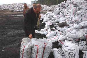 Aşırı talep kömür fiyatlarını artırdı.30394