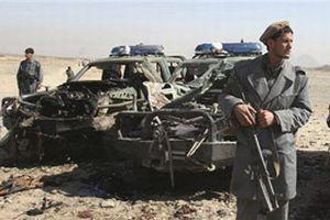 Afganistan'da intihar saldırısı: 3 ölü.15425
