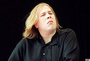 Rock gitaristi Jeff Healey öldü.9930