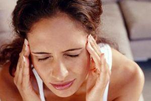 Şiddetli baş ağrısına sebep olan sinüzit tanınmıyor.10613