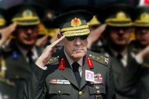 Komutanlar  23 Nisan resepsiyonuna katılmayacak.11796