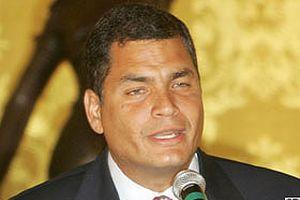 Ekvador Kolombiya ile ilişkilerini kesti.10534