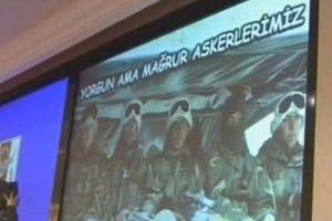 Yaşar Büyükanıt: Askerlerimiz yorgun ama gururlu.11536