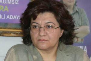 DTP Eşbaşkanı Emine Ayna yine teröristlere şehit dedi.15868