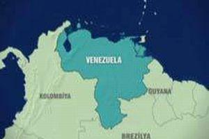 Venezuela, Kolombiya sınırında seferberlik ilan etti.8424