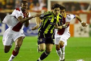 Fenerbahçe güçlü Sevilla'yı devirdi, çeyrek finalde!!!.16231