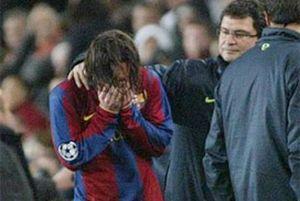 Messi sahalara dönüyor.13804