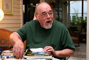 Dungeon & Dragons, Gary Gygax'ını kaybetti.15242