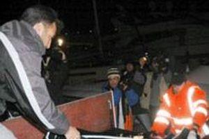 Arnavutluk'ta tekne battı: 16 ölü.11296