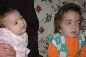 Erzurum'da iki kız kardeşin dramı.11516