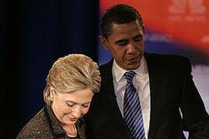 Hillary Clinton'a senatör engeli.10238