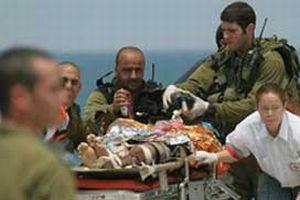 İsrail'de seminere baskın: 8 ölü.12572