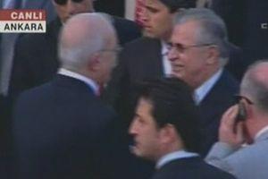 Celal Talabani Ankara'da, tarihi ziyaret ger�ekle�iyor.7150