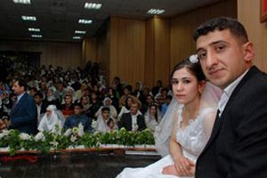 Dünya Kadınlar Günü'nde 250 nikah.13640