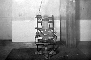 İdam mahkumunu infaz etmek çok pahalı.10293