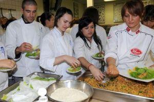 Paris'te Türk mutfağı tanıtıldı.15880