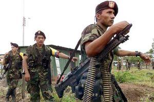 Kolombiya'da FARC lideri Rios öldürüldü.17536