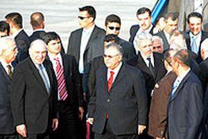Dünya medyasında, Talabani'nin Ankara ziyareti.17033