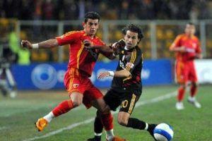 Galatasaray evinde Kayserispor'u 2-0 ma�lup etti.13983