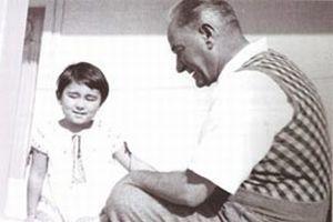 Atatürk de çok çocuk yapılmasını tavsiye etmiş.10271