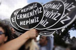 'Ermeni Yalanlar�yla M�cadele' mitingi.13812